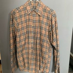 Men's Burberry shirt